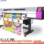 Hot selling large 1.6m wide digital eco solvnet Printer with fast printing speed for sale