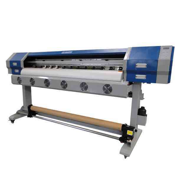 hot selling 10ft 3.2m 2 PCS DX5 WER-ES3202, 1440dpi eco solvent printer for sale