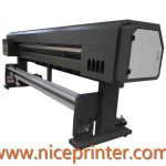 10 feet width Eco solvent printer for advertising printing for sale