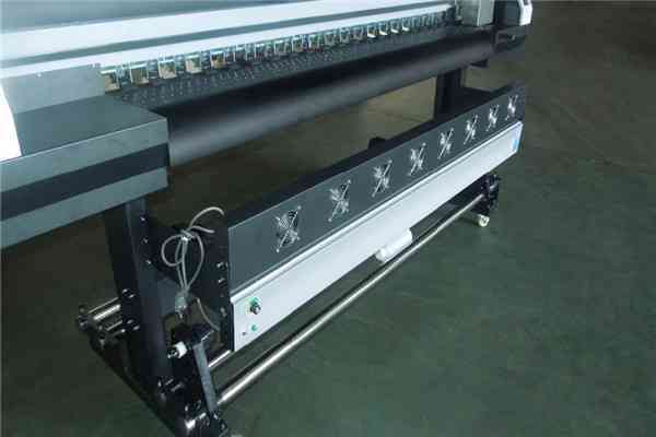 Hot selling 3.2m * 1or2 PCS DX7 WER ES3201I 1440DPI ,eco solvent large format printer for sale