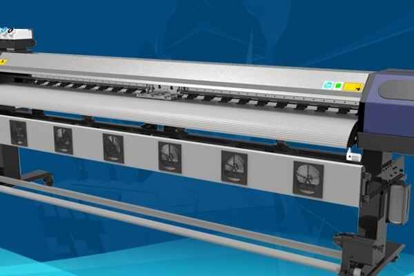 2016 new design hot selling a2 size WER-EH4880UV flatbed printer in uae