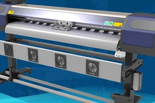 Perfect performance new Condition and Flatbed Printer Plate Type WER-EH4880UV direct to substrate printer in uae