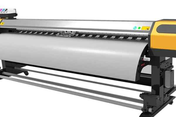 New design A3 size WER-E2000UV with eight colors and high resolution pen printer in uae