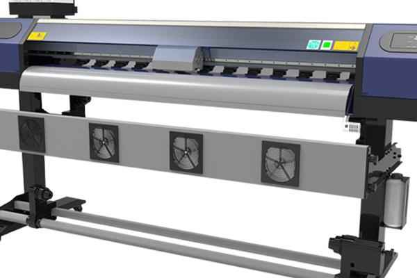 Perfect performance print varnish for all materials printing A3 WER-E2000UV flatbed printer in uae