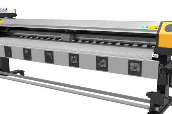 Reasonable price a2 size with dx5 head eight colors WER-EH4880UV multifunction digital flatbed printer in uae