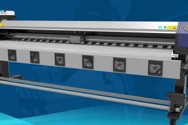 Most reliable A2 420*1200mm,WER-EH4880UV,cd printer in uae