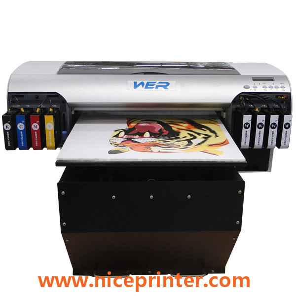 High quality WER D4880UV uv printing machine366