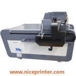 Hot selling direct printing Eight colors print on any hard materials, flatbed uv printer a1 in uae