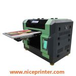 Top selling print varnish and white ink A2 WER-D4880UV flatbed tabletop uv printer in uae