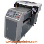 Perfect performance 1440 dpi A2 size WER-EH4880UV printer for printing any color materials CE approved in uae
