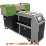 New hot selling A2 Size plastic cup printing machine in uae