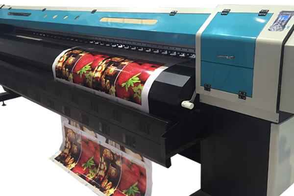 New A2 size two Heads two uv lamp Multifunction Uv Printer in uae