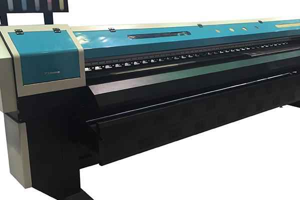 Perfect performance A3 size WER-E2000UV led inkjet printer in uae