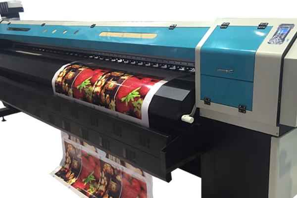 Reasonable price A3 size WER-E2000UV CISS ink system led flatbed printer in uae