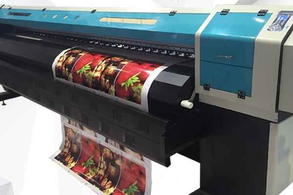 CE approved A3 WER-E2000UV can print out 3D ebbossed result flatbed printer in uae