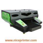 A0 size WER-EF1310UV LED UV Flat bed Printer For Glass, wood, tiles, printing in uae