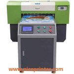 CE approved WER-E2000UV Flaltbed A3 Printer in uae