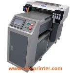 Reasonable price A3 size WER-E2000UV water recycling cooling system flatbed led uv printer in uae