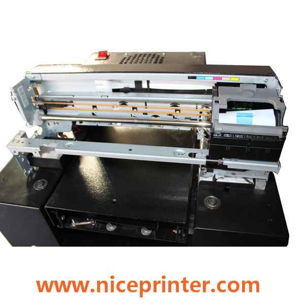 New design CE approved Flaltbed mini printer1470