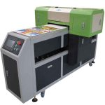 UV LED with dual heads DX5 direct to substrate inkjet printer in uae