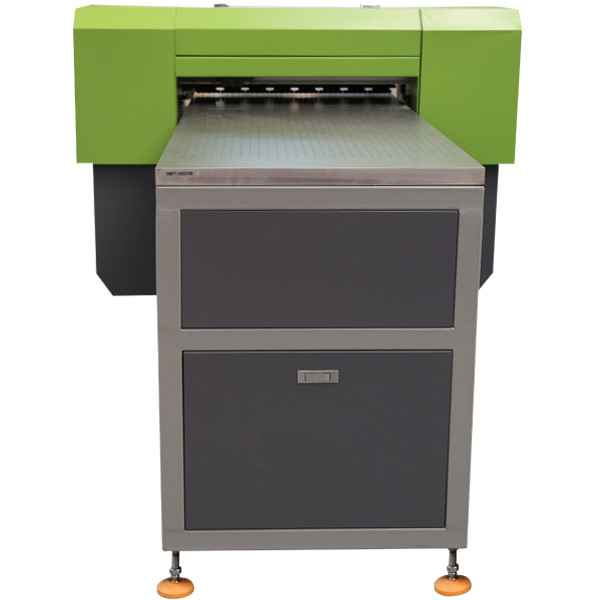 Cheap Small size WER-E2000UV Direct UV LED Digital Flatbed Printer in uae