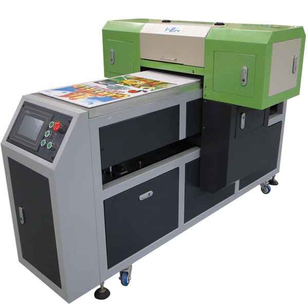New two dx5 heads fast printing speed2021