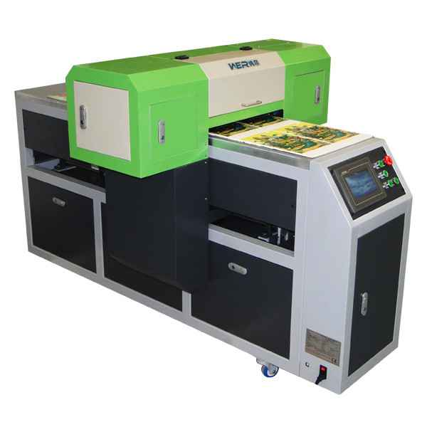 New two dx5 heads fast printing speed2031