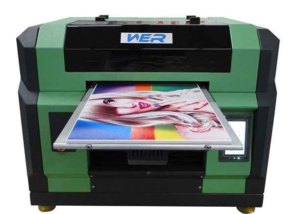 Top selling A3 WER 2000UV 8 ink735