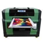 NEW Hot selling two dx5 heads a2 flatbed uv digital printing plotter in uae