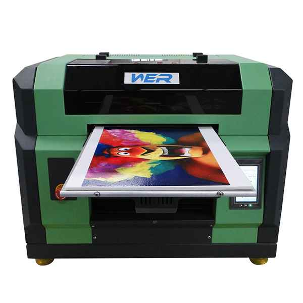 Top selling A3 size WER E2000UV flatbed1071