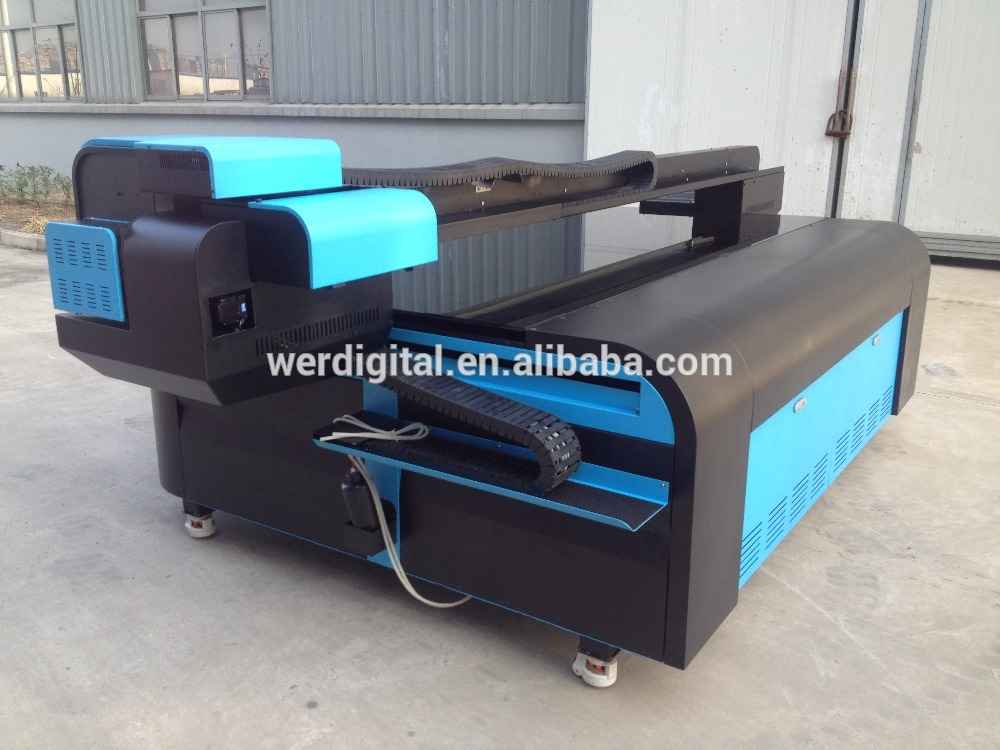 WER G2513UV 2500x1300mm large format uv printer182