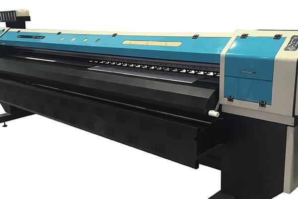 Price competitive a2 size WER-EH4880UV ball screw drive air sucking platform powered by servo motor, uv flatbed printer in uae