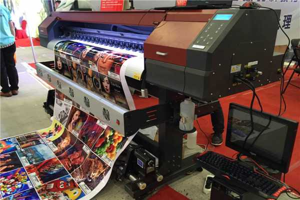 Hot selling uv flatbed A2 420*1200mm WER-EH4880UV, printers for plastics cover in uae