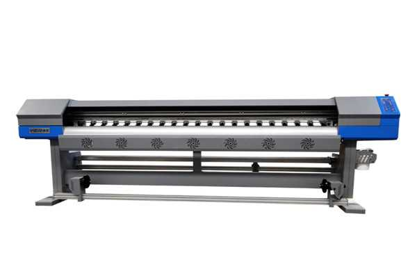 Stable performance A2 size WER-EH4880UV flatbed printer in uae