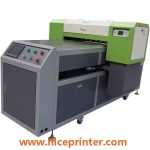 New high quality A2 size WER-EH4880UV eight colors plotter flatbed uv printer in uae
