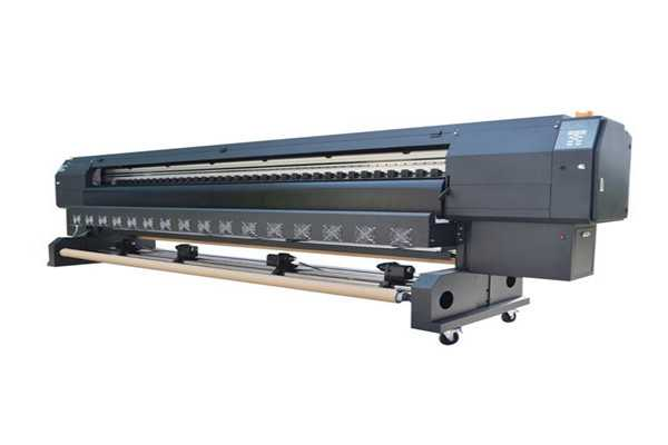 Perfect performance A2 WER-EH4880UV digital metal panel printer with UV LED lamp in uae