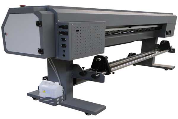 Top selling 5760 * 2880 dpi 8 color 1 year warranty a3 WER-E2000UV flatbed printer multifunctional in uae