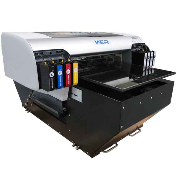 uv led flatbed printer a2 or a3484