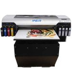 """23.62""""*59.05"""" CE approved A1 size WER-ED6015 uv led printer with dual DX5 in uae"""