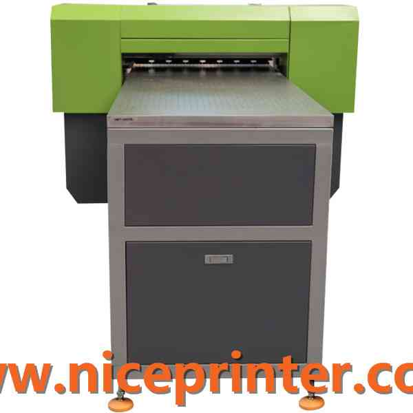 A1 digital UV inkjet flatbed printer1239