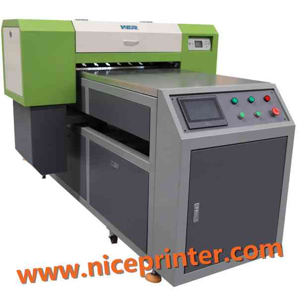 A1 size UV flatbed direct printing machine943