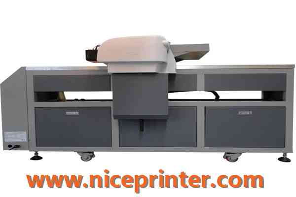 High Resolution A2 UV Flatbed Printer with 395 Nm LED UV Light1084