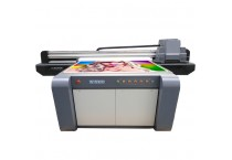 LED UV Flatbed Printer 2.8m *1.3m for Hard Materials