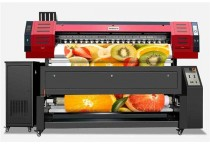 High Quality Digital Sublimation Printing Machine / Flag Printer Machine For Sale