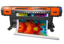 Large Format Eco Solvent Printer,Vinyl Pvc Flex Banner Eco Solvent Printer