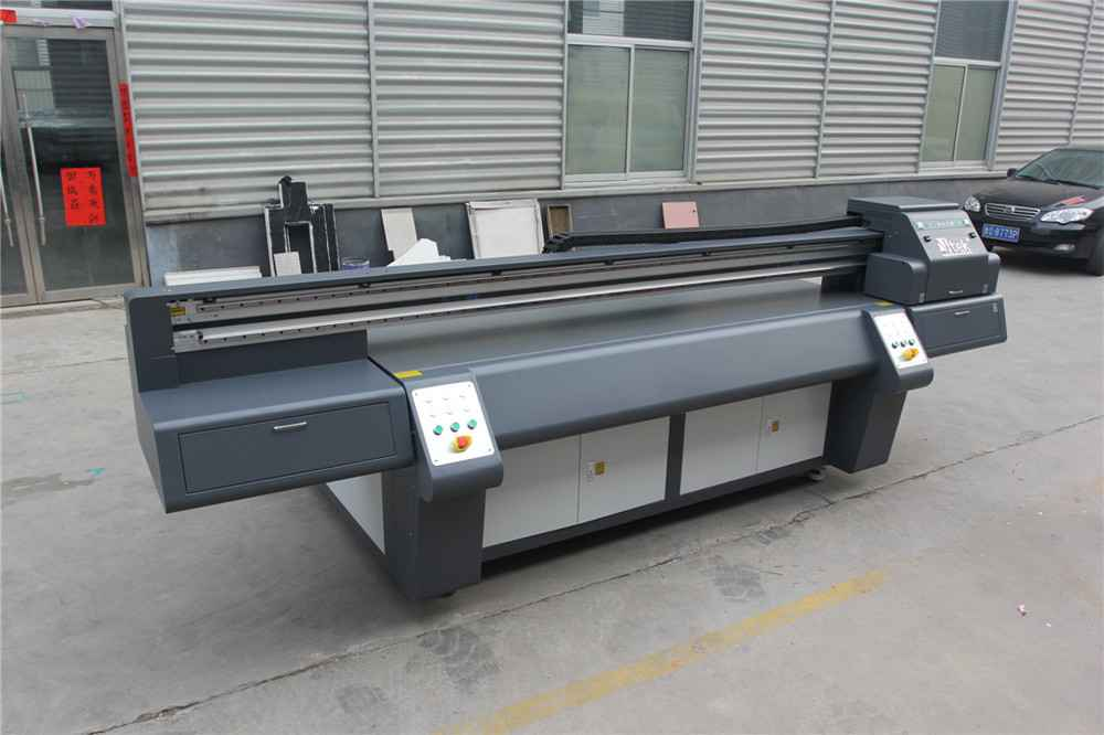 Wer digital uv flatbed trykmaskine pris