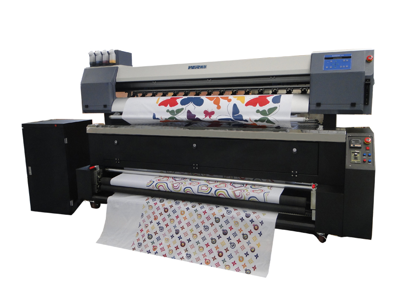 Hot salg WER-EP3202T direkte til tekstil sublimation printer