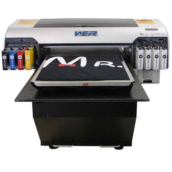 2016 high quality digital A2 DTG t shirt printer custom t-shirt printing