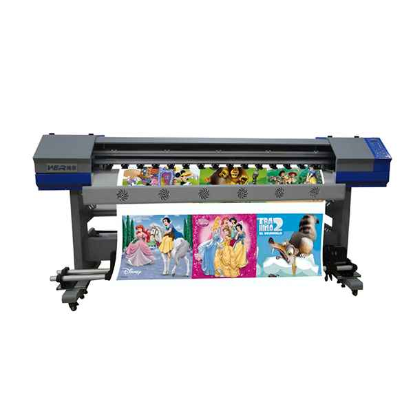 2016 Nyt design eco Solvent printer i inkjet printer