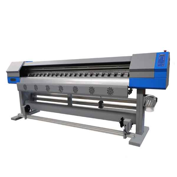 2016 New Design eco Solvent Printer in ink jet printer